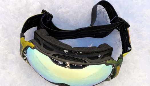 Salomon XTend Pro12 ML Goggle Review