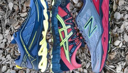 Trail Running Shoe Reviews