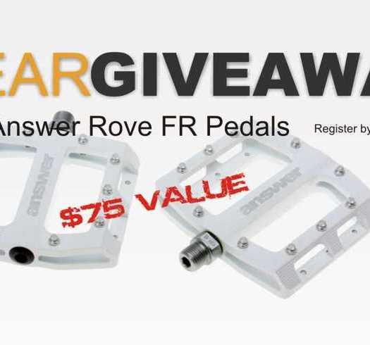 Contest - Answer Rove Pedal 3