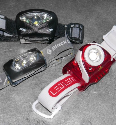 Top Headlamps