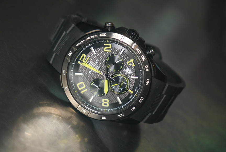 Casio Black Label Chronograph