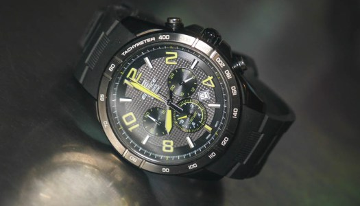 Casio Edifice Black Label Chronograph Review
