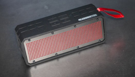 RuggedTec RoqBloq Bluetooth Speaker Review