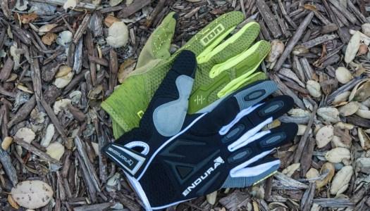 MTB Glove Reviews