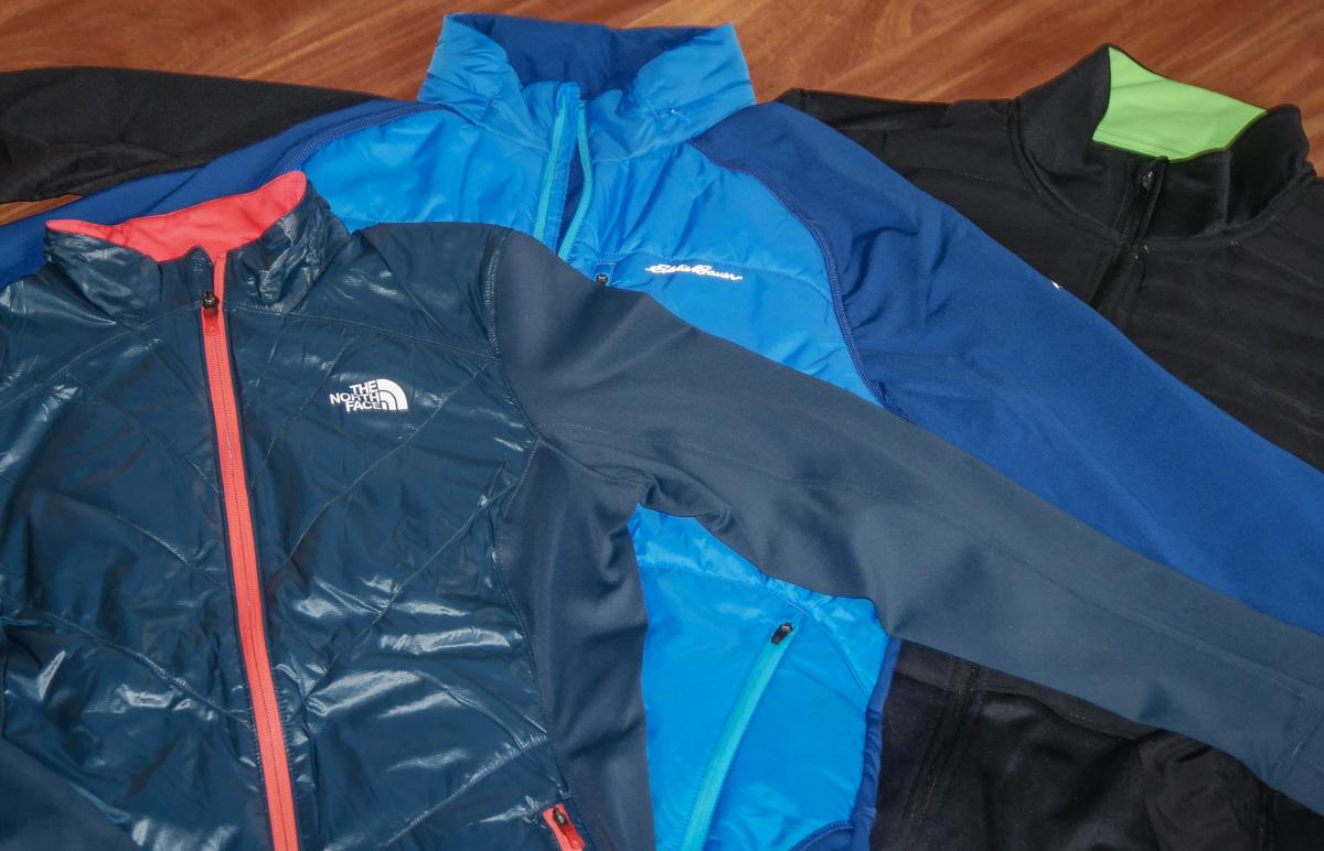 Hybrid Running Jackets