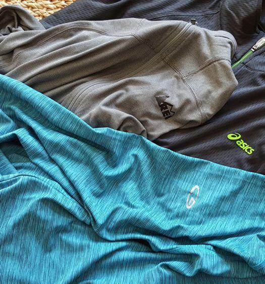 Running Zip Shirt - Asics Champion REI