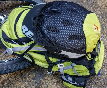 Deuter Attack Enduro Helmet Holder
