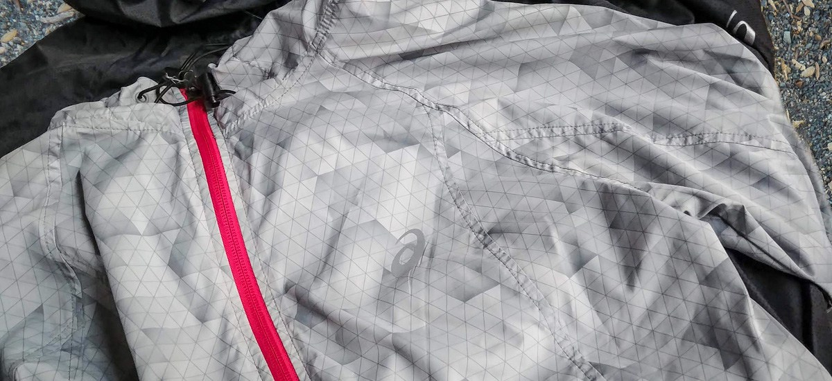 ASICS Packable Jacket-