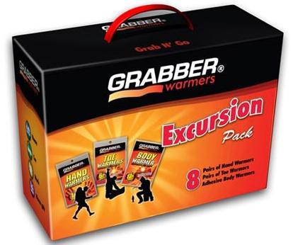 Grabber Excursion Pack