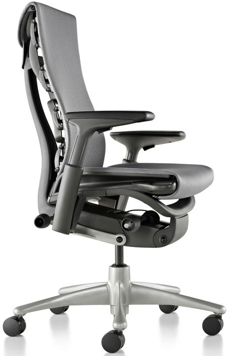 best ergonomic chairs in india steel easy chair price herman miller embody computer review