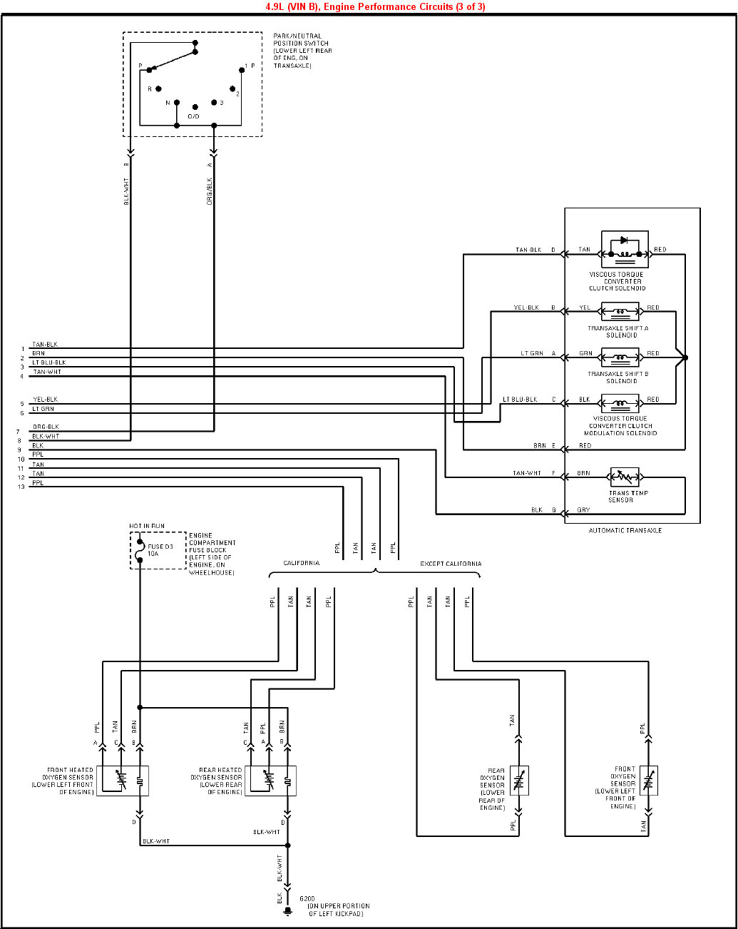 1995 Cadillac Wiring Diagram : 28 Wiring Diagram Images