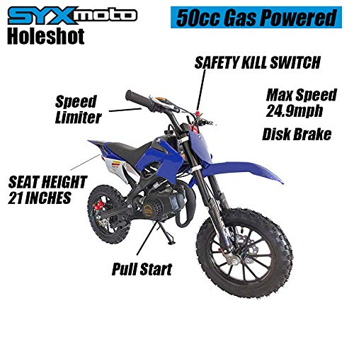 Gas Dirt Bikes For Kids | gas dirt bikes for 5 -13 year olds