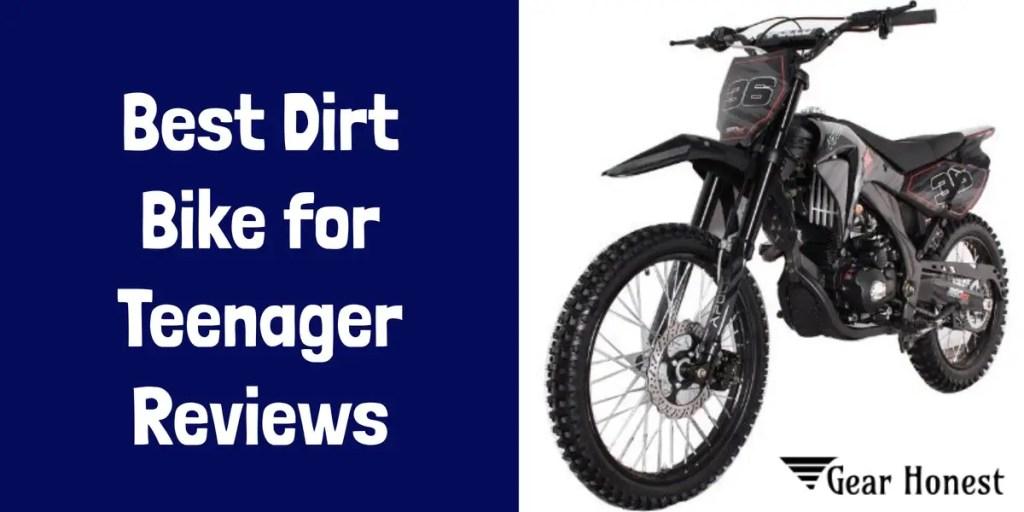 dirt bike for teenager