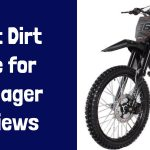 dirt bike for teenager
