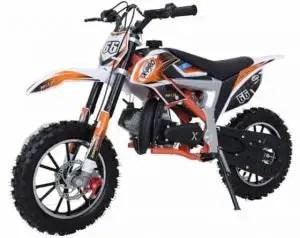 best gas dirt bikes for kids
