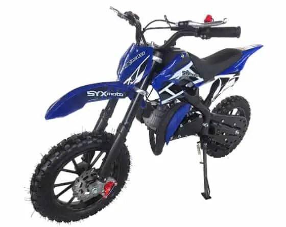 beginner gas dirt bikes for kids