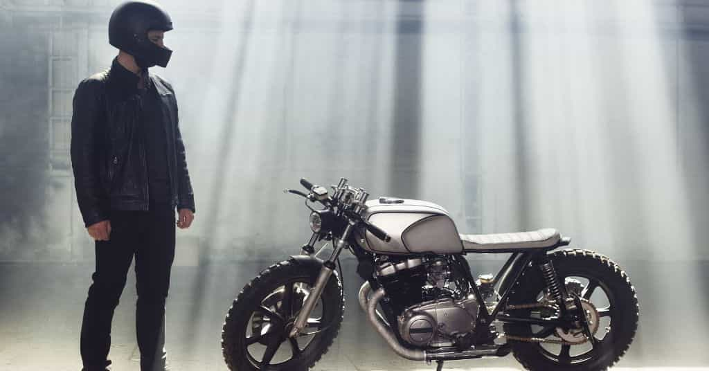motorcycle helmet size chart