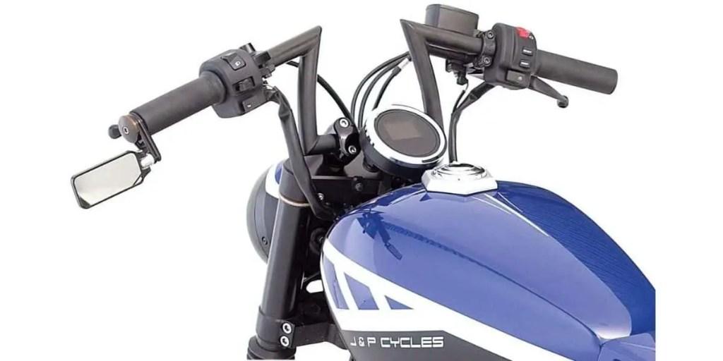 types of motorcycle handlebars