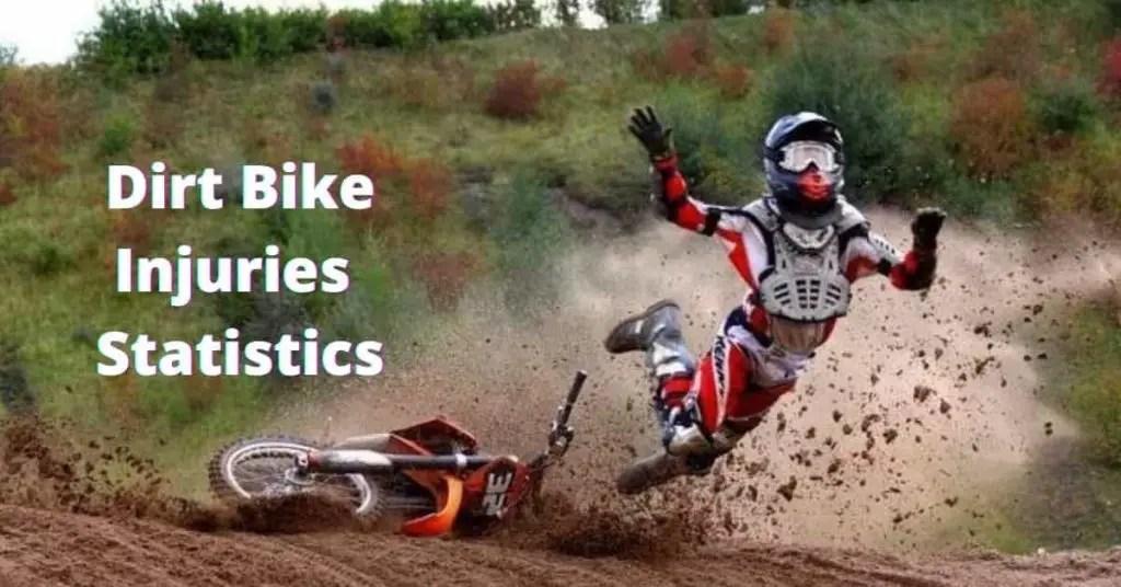 dirt bike injuries statistics