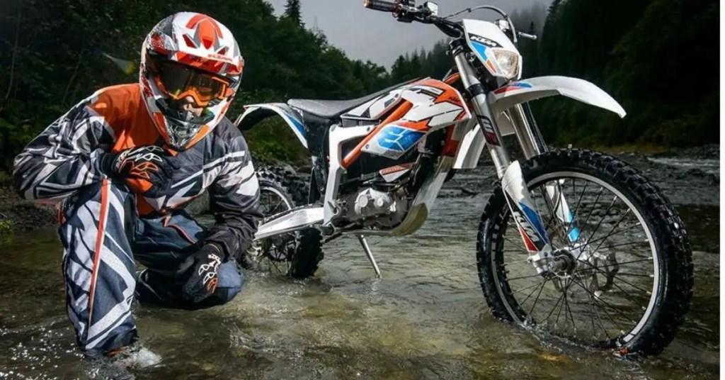 KTM Electric Bike Freeride E-XC