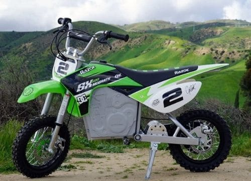 Razor Sx500 McGrath Dirt Rocket Electric Dirt Bike Review