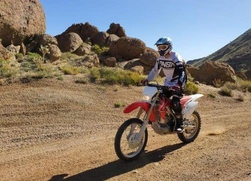 Become a Dirt Bike Racer