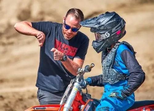 Motocross Coach