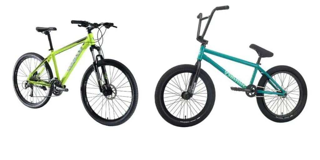 Mountain Bike or BMX