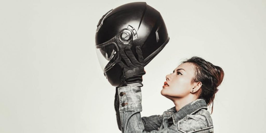 lightweight womens motorcycle helmets