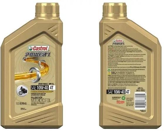 best 4 stroke dirt bike engine oil