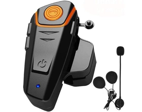 Motorcycle helmet communication system reviews: Find the best off-road intercom gears 1