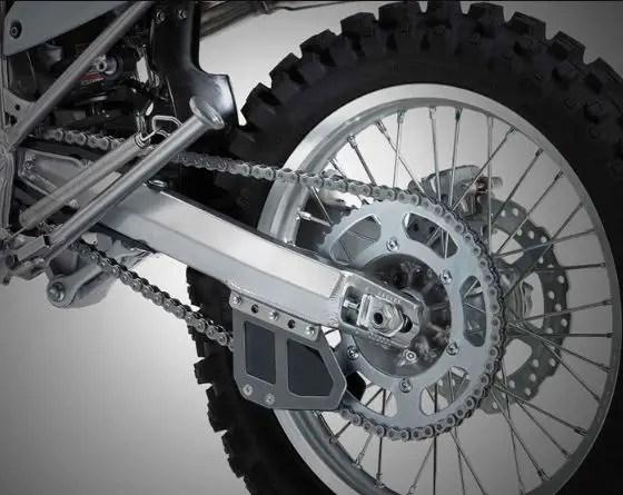 kawasaki 300r wheels and brakes