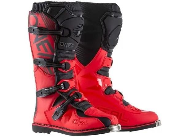 lightweight motocross boots