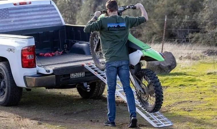 best dirt bike loading ramp