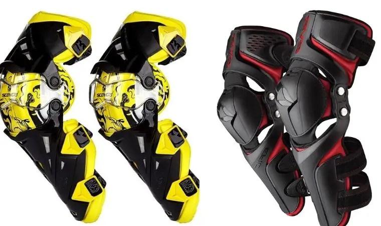 motocross knee braces reviews