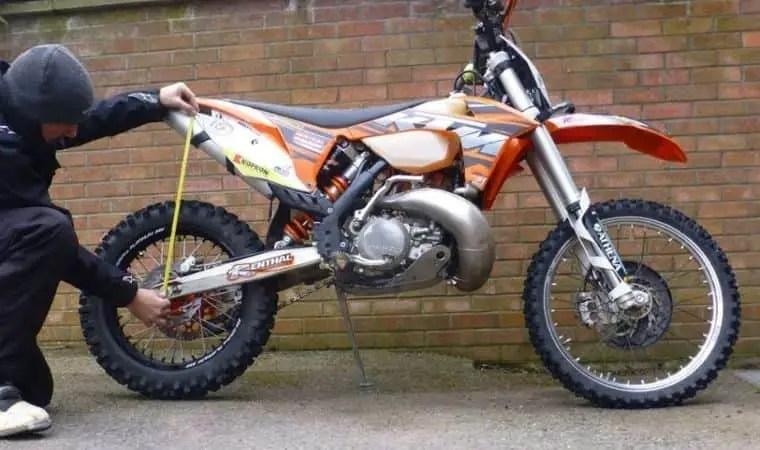dirt bike suspension troubleshooting