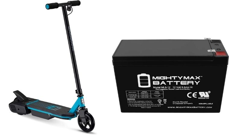 Electric Scooter Battery Replacement Cost