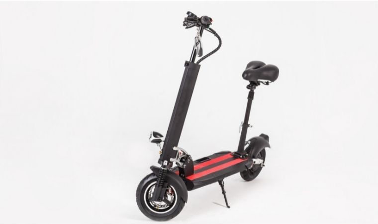 Best foldable electric scooter with seat