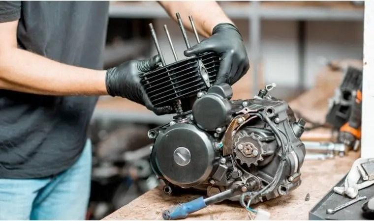 Motorcycle Engine Noise Troubleshooting