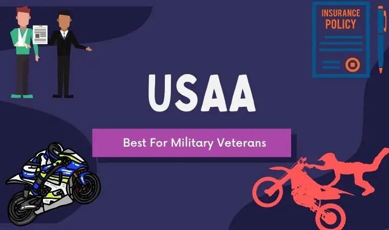 USAA - Best For Military Veterans
