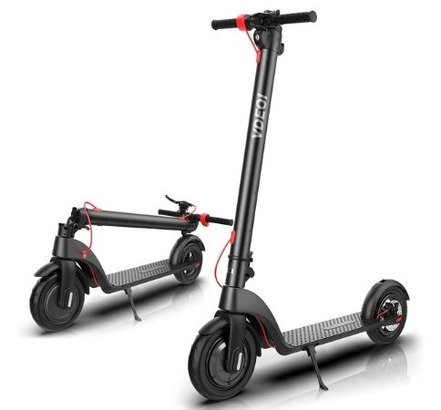electric scooter removable battery