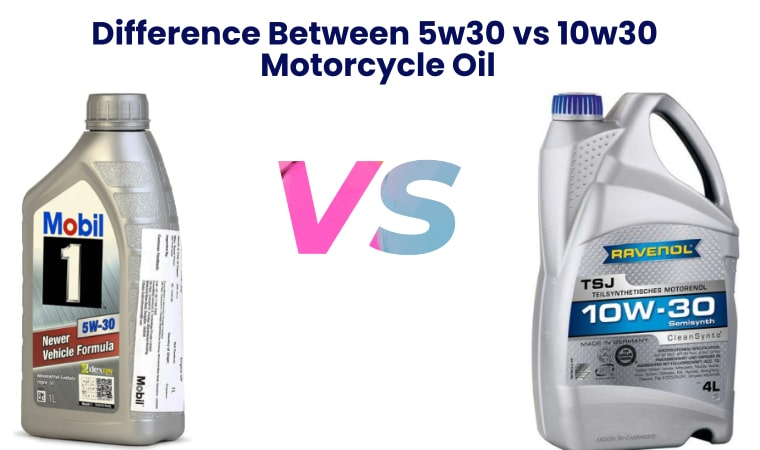 5w30 vs 10w30