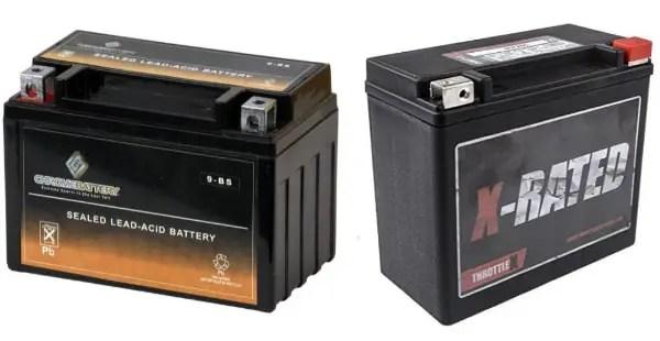 Basics Of Motorcycle Battery