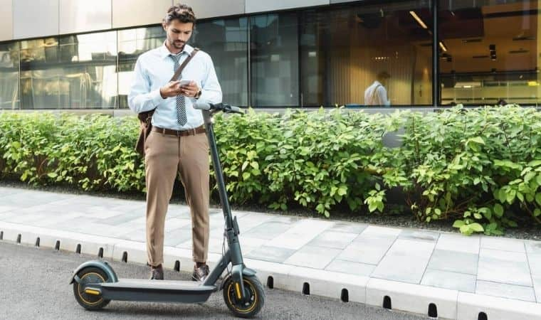 best long range electric scooter