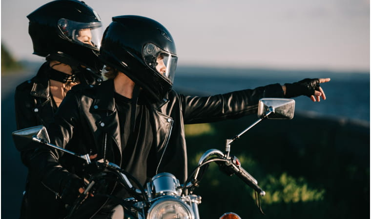 Signs You Need To Replace Your Motorcycle Helmet