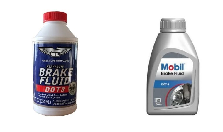 What Kind of Brake Fluid Do I Need