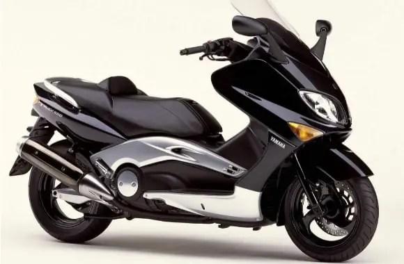 Yamaha TMax 500