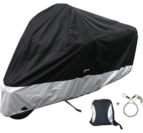 heavy duty motorcycle cover
