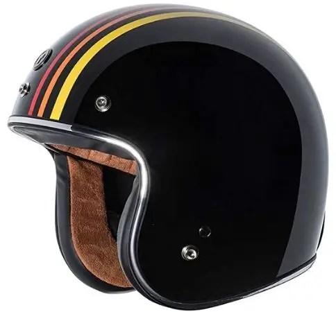 lightweight open face motorcycle helmets