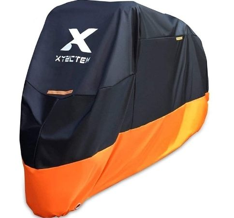 best all weather cover adventure motorcycle
